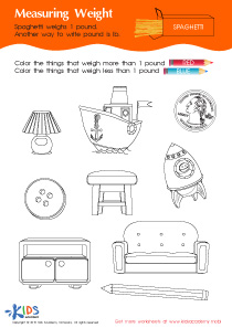 pdf math worksheets for preschool and kindergarten kids measuring. Black Bedroom Furniture Sets. Home Design Ideas